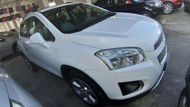 GM - Chevrolet Tracker LTZ 1.8 Automática - 2015 Carro Impecável