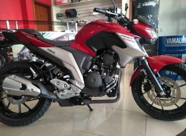 FZ 25 ABS 2020 0km na Yamaha de Sapiranga ligue!