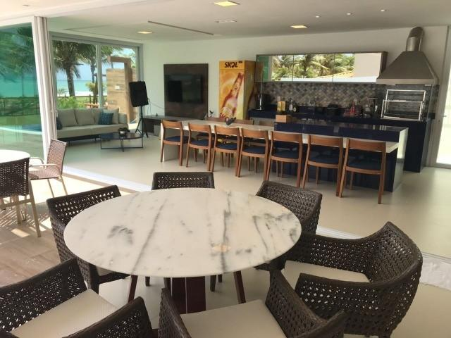 Guarajuba - casa de luxo totalmente mobiliada. venda e temporada. - Foto 12