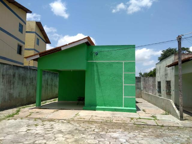 Cactos Centro de Ananindeua 150 metros da BR casas 2/4 em condomínio fechado com laje - Foto 3