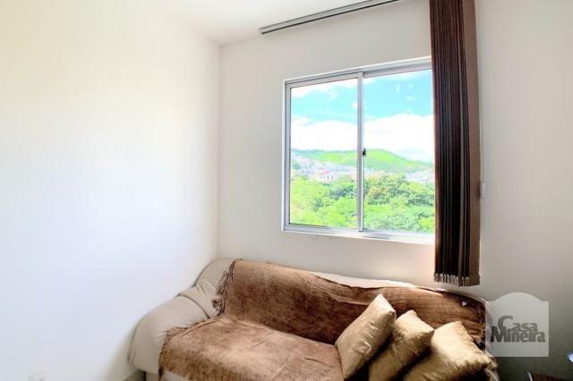 Apartamento à venda com 3 dormitórios em Paquetá, Belo horizonte cod:258746 - Foto 9