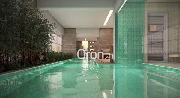 Apartamento à venda, 128 m² por R$ 711.000,00 - Setor Marista - Goiânia/GO - Foto 12