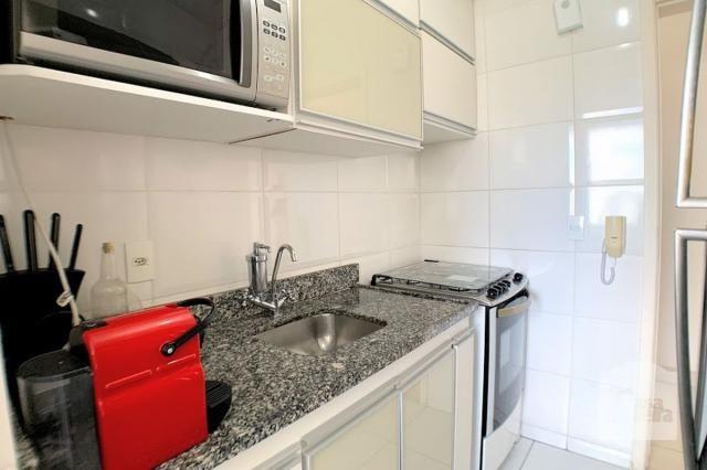 Apartamento à venda com 3 dormitórios em Paquetá, Belo horizonte cod:258746 - Foto 14