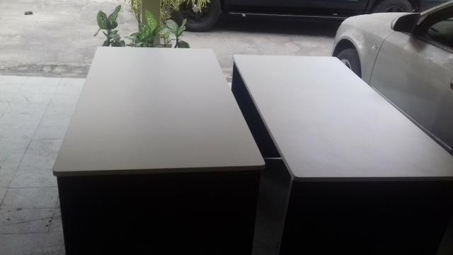 Armário de escritório e mesas no mesmo padrão (leia descrição) - Foto 5