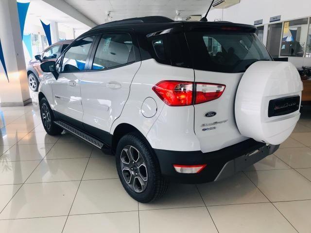 Ford Ecosport Freestyle Automática - Foto 9