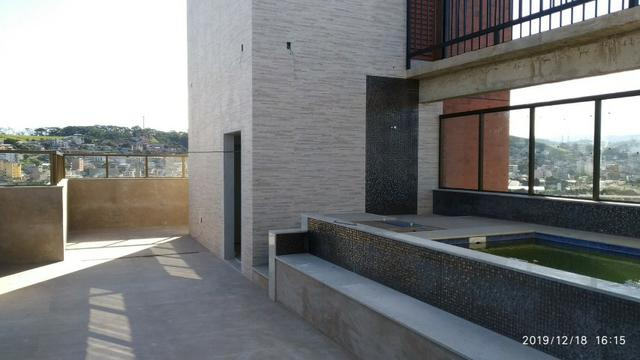 Cobertura em Ipatinga, 3 Suítes, 294 m², Elev., 2 Vgs, Sac. Gourmet. Valor 1.200.000,00 - Foto 17