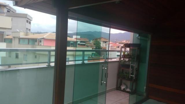 Cobertura à venda com 3 dormitórios em Cruzeiro do sul, Mariana cod:5422 - Foto 14