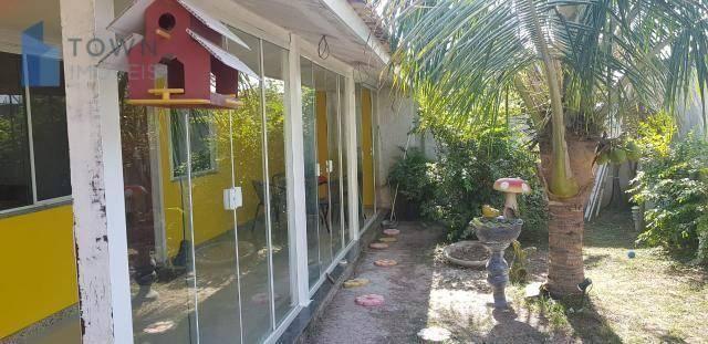 Casa com 3 dormitórios à venda, 439 m² por R$ 500.000,00 - Jardim Atlântico Leste (Itaipua