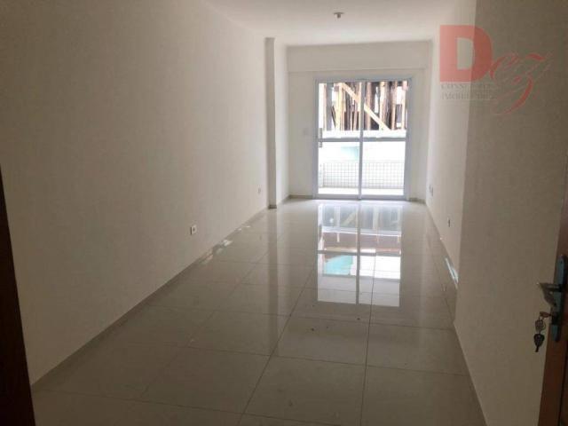 Apartamento com 2 dormitórios para alugar, 92 m² por r$ 2.200/mês - vila guilhermina - pra