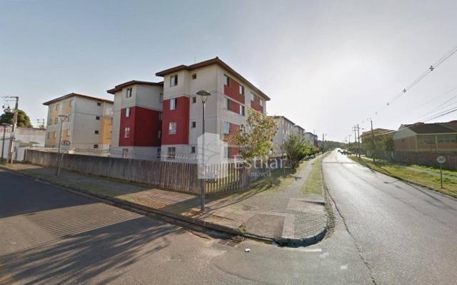 Apartamento 02 quartos na Cidade Industrial, Curitiba - Foto 2
