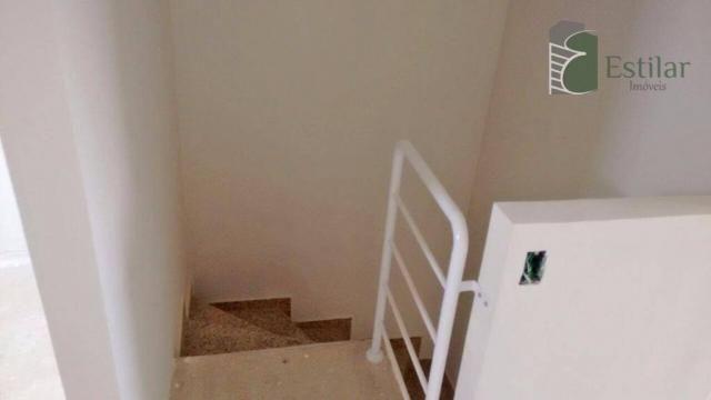 Sobrado 03 quartos (1 suíte) no Alto Boqueirão, Curitiba. - Foto 17