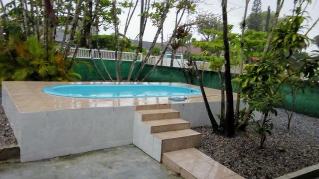 Alugo Casa Balneário Praia de Leste, há 450 metros da praia, - Foto 13