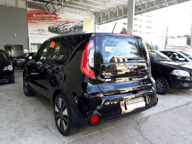 Kia 2016 soul 1.6 ex Automatico top de linha impecável garantia de fábrica teto confira - Foto 6