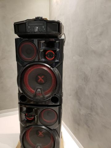 Som LG 9960 4100 rms