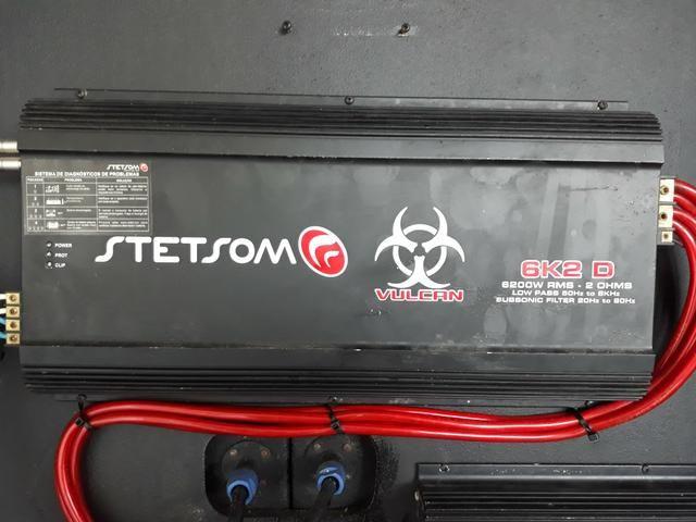 Amplificador Stetson Vulcan 6K2 D