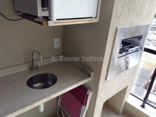 Apartamento à venda com 3 dormitórios em Cachambi, Rio de janeiro cod:VVAP30044 - Foto 14