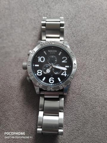 a410e822f56 Vendo Relógio Nixon original-51 30 - Ou Troco por Ps4 1 controle sem ...