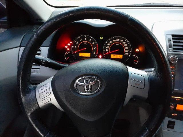Toyota Corolla GLI 1.8 Flex Automático 2013 - Foto 4