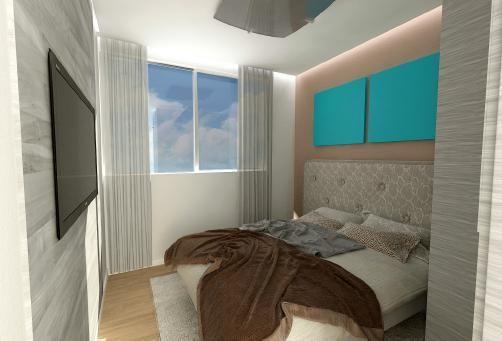 Apartamento residencial para venda, Água Verde, Curitiba - AP4132. - Foto 4