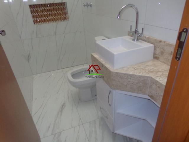 Linda casa geminada de 03 quartos no Itapoã! - Foto 13