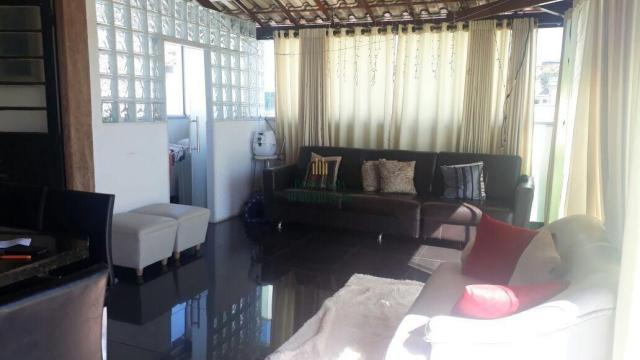 Cobertura à venda com 3 dormitórios em Copacabana, Belo horizonte cod:5458 - Foto 3
