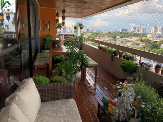 Apartamento 3 suítes a venda, Condomínio Saint Romain, bairro Vieiralves, Manaus-AM