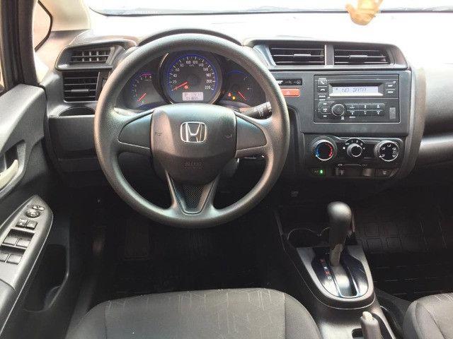 Honda Fit Dx Ano 2017 Automático - Único Dono - Ipva Pago - Foto 13