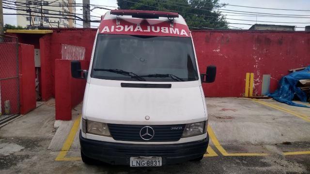Ambulância Sprinter Básica Completa - Foto 14