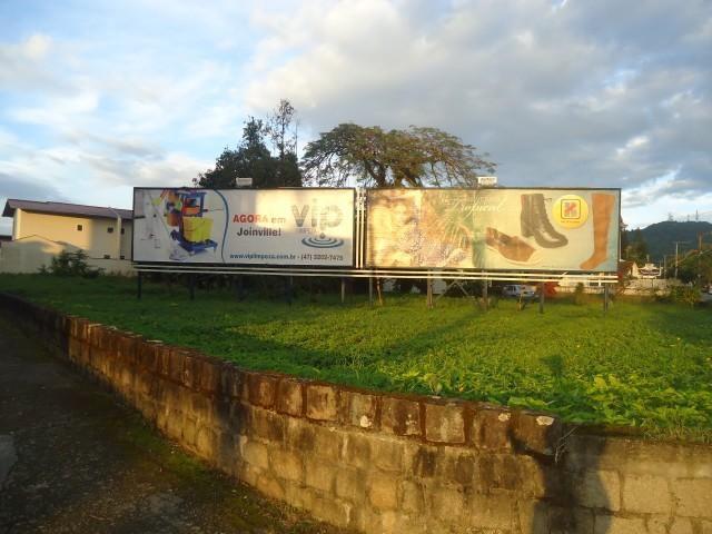 Terreno para alugar com 0 dormitórios em Saguacu, Joinville cod:01400.003