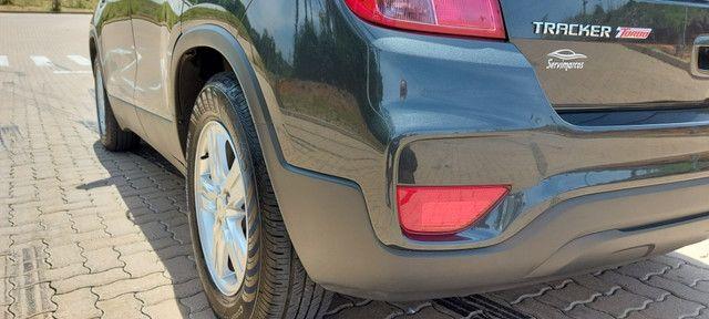 GM Tracker 2018 LT turbo bancos em couro TOP !!! Único Dono - Foto 6