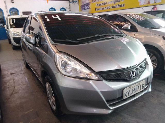 Vendo ou troco Honda fit 2014