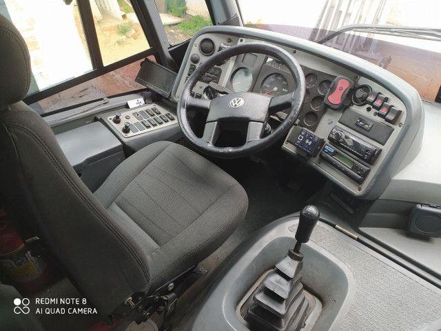 Micro ônibus senior 9150 mwm executivo - Foto 5