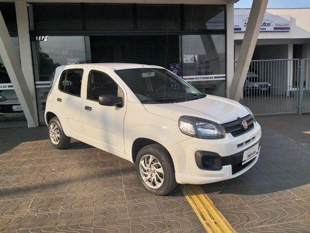 Fiat Uno Attractive 1.0 Flex - 2019/2020 - R$ 39.990,00