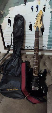Guitarra Aria Pro li Magna Series (Com Correia, Bag e Suporte)  - Foto 4