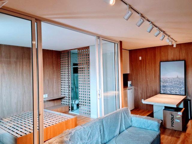 Belíssimo Flat no Edifício Porto Velho Office Mobiliado - Foto 9