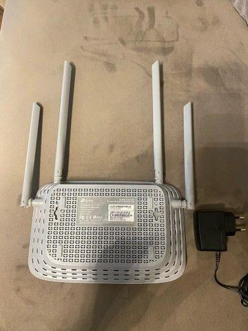 Roteador tp-link AC1200 semi novo - Foto 2
