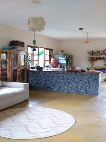 Vendo Casa no Capão, Chapada Diamantina, distrito de Palmeiras, com 170m², 2 quartos. - Foto 13