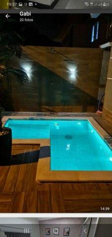 Vendo casa linear R$ 410.000,00 em condomínio Vargem Grande - Foto 9