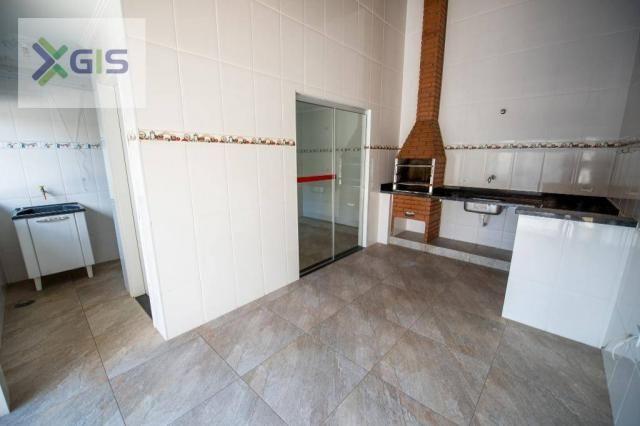Imóvel Amplo com 4 dormitórios (2 Suítes). Área de Lazer. 235 m² de área construída. Laran - Foto 11