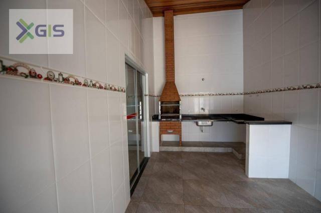 Imóvel Amplo com 4 dormitórios (2 Suítes). Área de Lazer. 235 m² de área construída. Laran - Foto 10