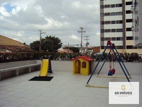 Apartamento à venda, 3 quartos, 2 vagas, Poço - Maceió/AL - Foto 6