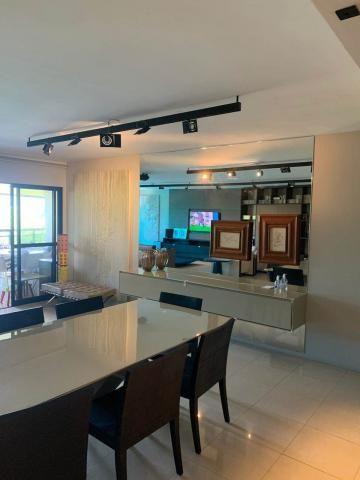 Apt beira mar de Ponta Verde, 250 m², varanda, 4 suítes, por 2.500.000! - Foto 4