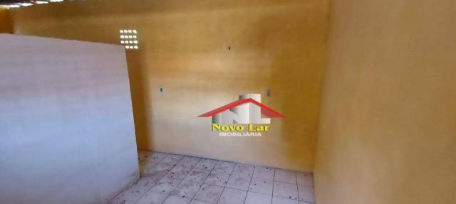 Kitnet com 1 dormitório para alugar, 20 m² por R$ 400,00/mês - Fátima - Fortaleza/CE - Foto 10