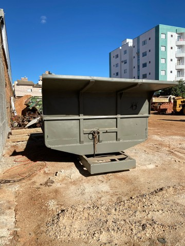 Caçamba Toco  - Foto 2