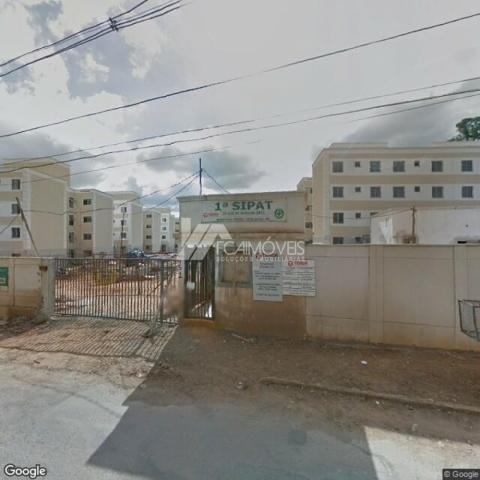 Apartamento à venda com 2 dormitórios em Eldorado, Sete lagoas cod:9545be68b60