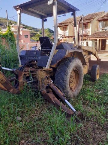 Retroescavadeira FB 80 1997 - Foto 2