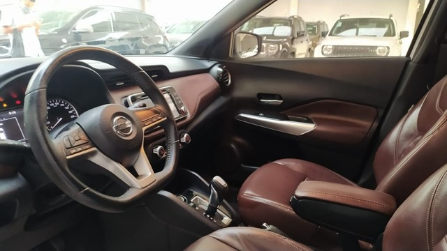 Nissan Kicks SL 1.6 CVT 2019 Jeferson * - Foto 10