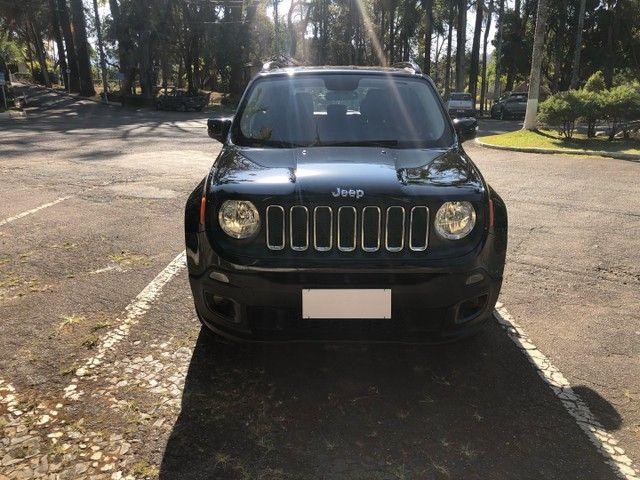 Jeep Renegade Longitude 1.8 Flex Automático - Foto 2