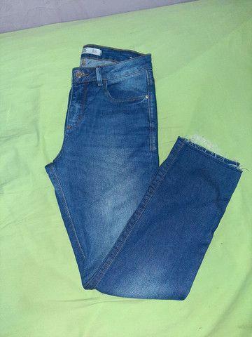 Calça jeans, número 36, APENAS 40 REAIS