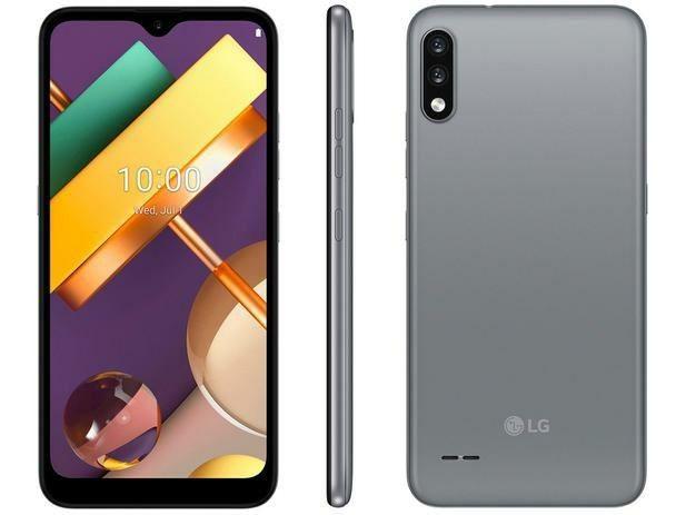 Smartphone LG K22+